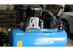 Компрессор с ременным приводом Abac B 7000 / 270 FT 10 б/у