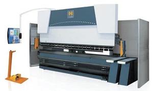 Гидравлический листогибочный пресс с ЧПУ Haco ERM43320