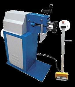Электромеханическая зиговочная машина METAL MASTER ETZ 18