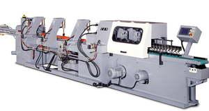 Автоматический сборочный пресс F-A01 (Тайвань, диапазон заготовки 20-100 мм)