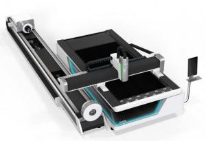 Лазерный станок с приставкой для резки труб Bodor F3015T6-2000W IPG