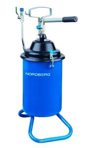 Уcтановка для раздачи густой смазки ручная Nоrdberg N5012