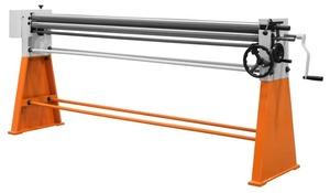 Вальцовочный ручной станок Stalex W01-0.8х2050