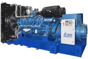 Высоковольтный дизельный генератор ТСС АД-700С-Т6300-1РМ9
