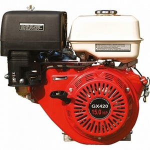 Двигатель бензиновый GX 420 E (V тип)(короткий конус)