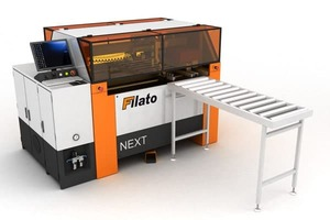 Сверлильно-присадочный станок с ЧПУ Filato NEXT