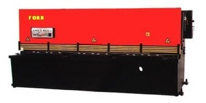 """Forb 8Х2500 - Ножницы гильотинные с контроллером """"Estun E10"""""""