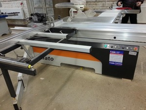 Filato 3200G - Форматно-раскроечный октябрь 2013г. (выстовочный образец)