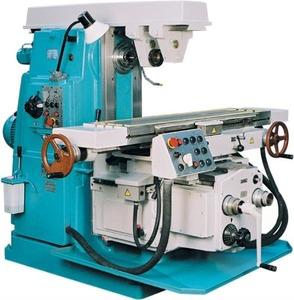 6Т82Г - Фрезерный станок (стол 320х1250 мм., Мощность 14 кВт.)