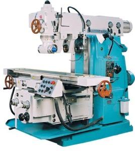6Т83Ш - Фрезерный станок (стол 400х1600 мм., Мощность 18 кВт.)