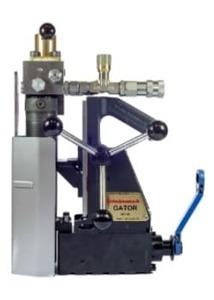 GATOR (МСС-52Г) -Магнитный гидравлический сверлильный станок,  диаметр сверления до 50 мм.
