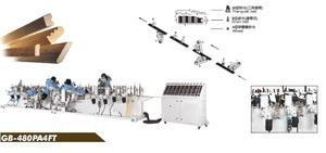 LIGA GB-480PA4FT - Автоматическая линия проходного типа для профильной шлифовки