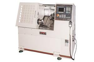 GHB-1310S CNC - Токарный станок с ЧПУ, диаметр 325 мм., рмц-160 мм.