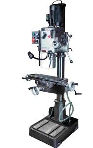 JET GHD-46PFCT - Редукторный сверлильный станок с крестовым столом, диаметр сверления до 40мм