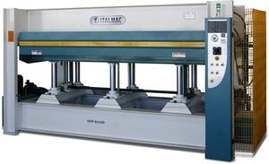 Пресс горячий Italmac GHP 6x100 (1х2500х1300)