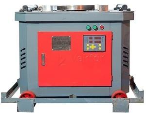 GW-40 - Станок для гибки арматуры с электронной панелью управления, арматура до 40 мм.