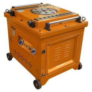 Автоматический станок для гибки арматуры Grost RB-42М01