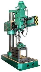 ГС545 - Радиально-сверлильный станок, Диаметр сверления 45мм., Вылет шпинделя 1100мм.