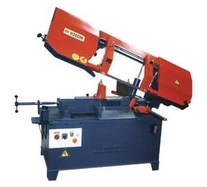 H300M - Ручной ленточнопильный станок, диаметр круглой заготовки 300 мм.