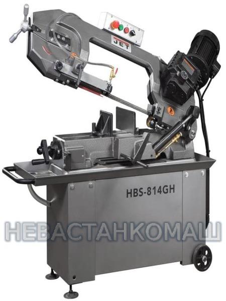 Ленточнопильный станок JET HBS-814GH, рис.1