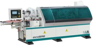 Кромкооблицовочный автоматический станок HCM 100 Ecoline