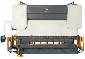 Гидравлический листогибочный пресс с ЧПУ Haco HDSY601000