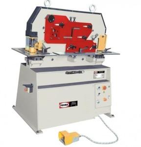 HEP-450 - Комбинированные гидравлические пресс-ножницы (Мощность двигателя - 4 кВт., масса - 1180 кг.)