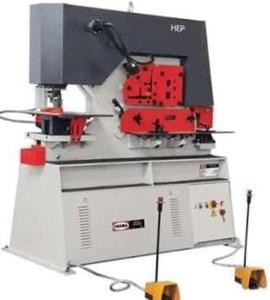 HEP-650 - Комбинированные гидравлические пресс-ножницы (Усилие 65тн., масса - 1600 кг.)