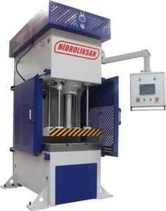 Гидравлический С-образный пресс CFSS100