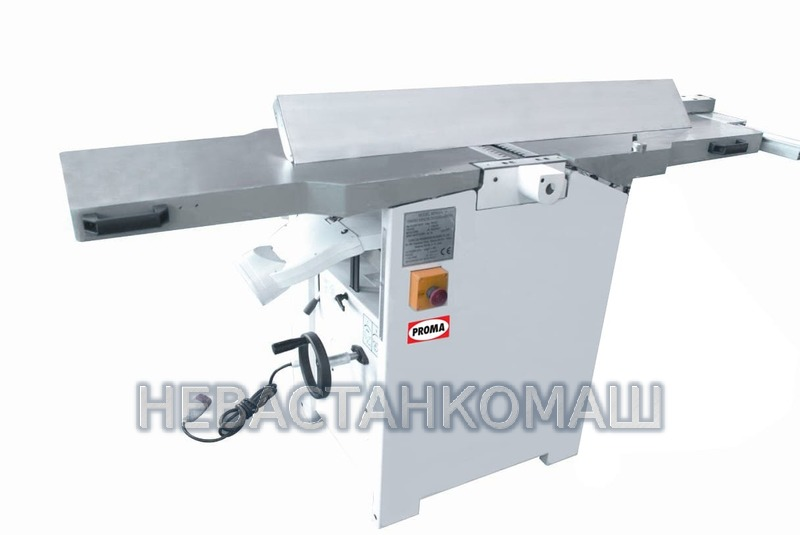 Фуговально-рейсмусовый станок Proma HP-410B, рис.1