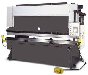 Листогибочный пресс фирмы MetalMaster HPF 4065 с УЦИ