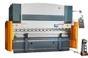 Листогибочный пресс с ЧПУ Metal Master HPJ-3280K