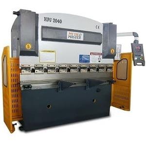 """HPJ 3280 Листогибочный пресс фирмы MetalMaster с контроллером """"ESTUN E10"""" серии HPJ с усилием от 40 до 160 тн."""