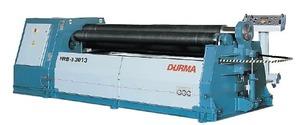 HRB-3 2510 - Гидравлические 3-х вальцовочные станки DURMA (Толщина гибки 10 мм., Длина гибки 2550мм.)