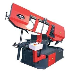 HT420S - Полуавтоматический ленточнопильный станок, диаметр круглой заготовки 420 мм.