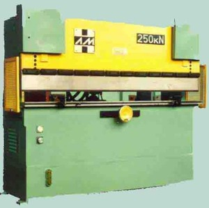Прессы листогибочные гидравлические ИГ1426А