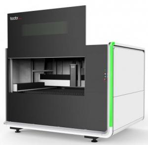 Малогабаритный лазерный станок для резки металла с ЧПУ Bodor i5-1000W с волоконным лазером MAX