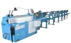 И6119 - Правильно-отрезной автомат, диаметр проволоки 1,6 - 8,0 мм.