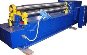 ИБ2220В-01 - Листогибочная машина лист 3150х10 мм