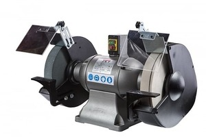 IBG-12 - Профессиональный станок для заточки и правки инструмента (ТОЧИЛО) JET (круг 305 мм.)