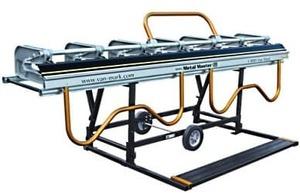 IM 1055 Листогибочный станок Van Mark MetalMaster Industrial  (толщина 1,5 мм, длина 2 м; 2,6 м; 3,2 м; 3,8 м; 4,4 м)