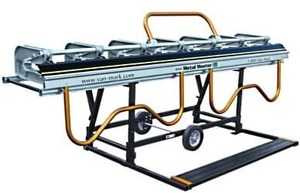 IM 655 Листогибочный станок Van Mark MetalMaster Industrial  (толщина 1,5 мм, длина 2 м; 2,6 м; 3,2 м; 3,8 м; 4,4 м)