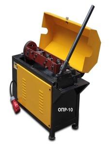 ОПР-10 - Правильно-отрезной станок, диаметр проволоки 3,0 - 10 мм.