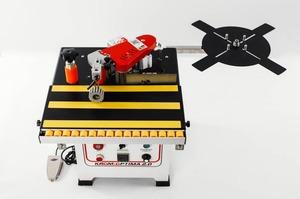 Компактный кромкооблицовочный станок KROM OPTIMA 2.0