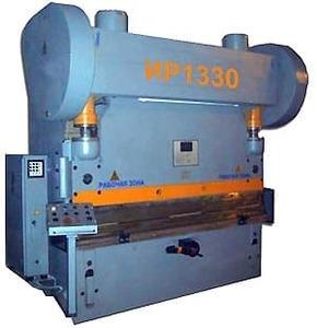 Прессы листогибочные кривошипные ИР1330