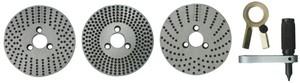 Комплект делительных дисков Optimum IT 200 для косвенного деления