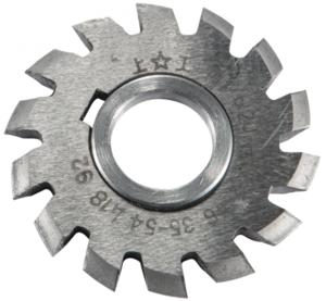 Модульная дисковая фреза Ø50хМ1