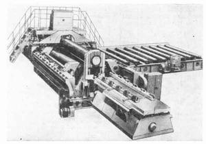 Машины листогибочные четырехвалковые ИВ2424Ф1