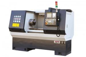 JCK-1640F CNC  - Токарный станок с ЧПУ FANUC 0I, фирмы JET