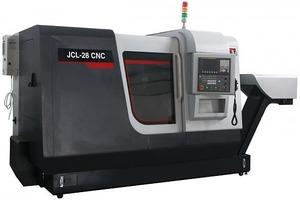 JCK-28S CNC  - Токарный станок с ЧПУ SIEMENS 828D, фирмы JET